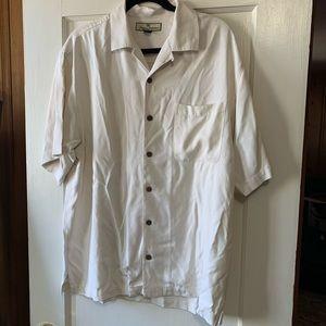 Tommy Bahama Men's Short Sleeve, M